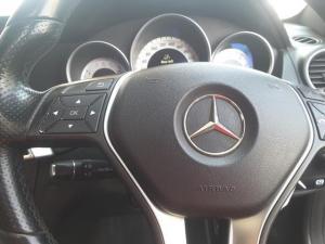 Mercedes-Benz C-Class coupé C180 BlueEfficiency coupé auto - Image 11