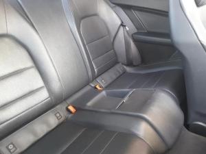 Mercedes-Benz C-Class coupé C180 BlueEfficiency coupé auto - Image 16
