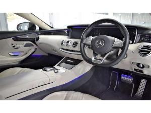 Mercedes-Benz S-Class S63 AMG coupe - Image 10