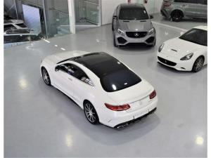 Mercedes-Benz S-Class S63 AMG coupe - Image 19