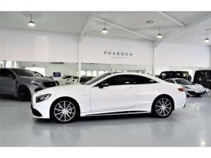 Mercedes-Benz S-Class S63 AMG coupe - Image 1