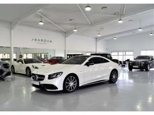 Mercedes-Benz S-Class S63 AMG coupe - Image 5