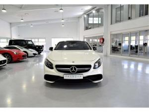 Mercedes-Benz S-Class S63 AMG coupe - Image 7