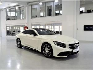 Mercedes-Benz S-Class S63 AMG coupe - Image 8
