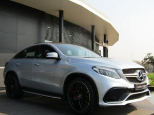 Mercedes-Benz GLE Coupe 63 S AMG - Image 1