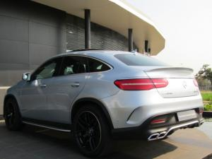 Mercedes-Benz GLE Coupe 63 S AMG - Image 3