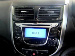 Hyundai Accent 1.6 Fluid automatic 5-Door - Image 12