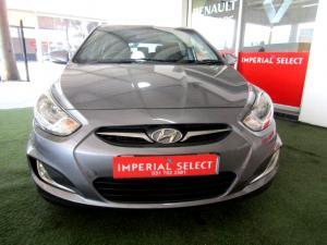 Hyundai Accent 1.6 Fluid automatic 5-Door - Image 2