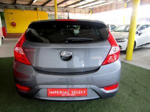 Hyundai Accent 1.6 Fluid automatic 5-Door - Image 5