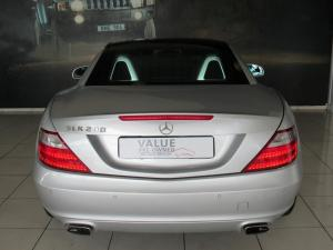 Mercedes-Benz SLK 200 automatic - Image 4