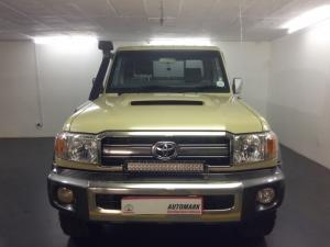 Toyota Land Cruiser 79 4.5DS/C - Image 9