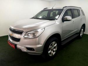 Chevrolet Trailblazer 2.8 LTZ 4X4 automatic - Image 6