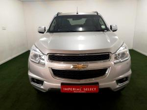 Chevrolet Trailblazer 2.8 LTZ 4X4 automatic - Image 7