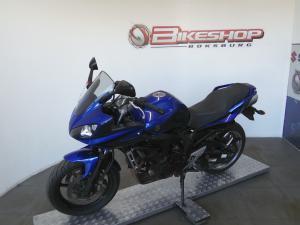 Yamaha FZ6 Fazer - Image 3