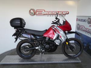 Kawasaki KLR650 - Image 1