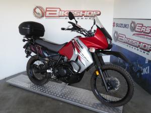 Kawasaki KLR650 - Image 2