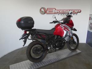 Kawasaki KLR650 - Image 5
