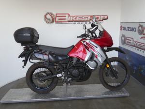 Kawasaki KLR650 - Image 7