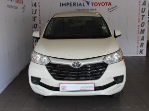 Toyota Avanza 1.3 SX - Image 2