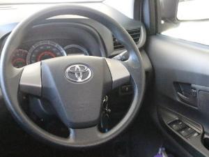 Toyota Avanza 1.3 SX - Image 9