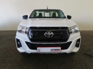 Toyota Hilux 2.4GD-6 4x4 SRX - Image 2