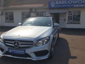 Mercedes-Benz C200 AMG Line automatic - Image 11