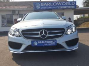Mercedes-Benz C200 AMG Line automatic - Image 13