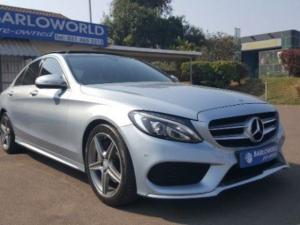 Mercedes-Benz C200 AMG Line automatic - Image 15