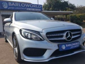 Mercedes-Benz C200 AMG Line automatic - Image 1