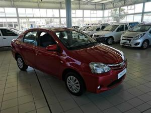 Toyota Etios 1.5 Xs/SPRINT - Image 5