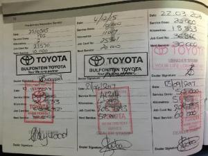 Toyota Fortuner 2.5D-4D - Image 16