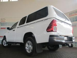 Toyota Hilux 2.4 GD-6 RB SRXS/C - Image 2