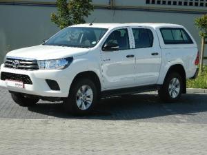 Toyota Hilux 2.4 GD-6 SRX 4X4 automaticD/C - Image 1