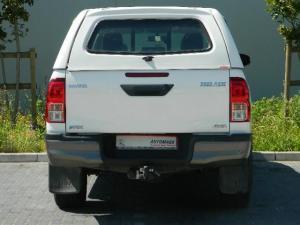 Toyota Hilux 2.4 GD-6 SRX 4X4 automaticD/C - Image 4