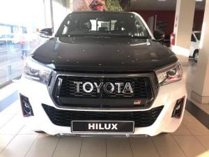 Toyota Hilux 2.8 GD-6 GR-S 4X4 automaticD/C - Image 2