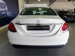 Mercedes-Benz C-Class C200 auto - Image 5