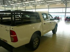 Toyota Hilux 2.5D-4D double cab 4x4 SRX - Image 3
