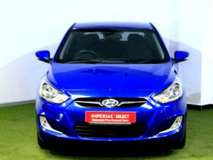 Hyundai Accent 1.6 Fluid automatic 5-Door - Image 11