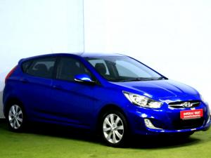 Hyundai Accent 1.6 Fluid automatic 5-Door - Image 1