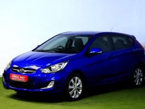 Hyundai Accent 1.6 Fluid automatic 5-Door - Image 2