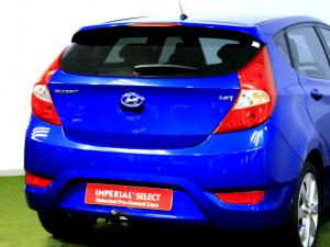 Hyundai Accent 1.6 Fluid automatic 5-Door - Image 30