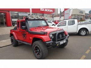 Jeep Wrangler Unlimited 2.8CRD Sahara - Image 1