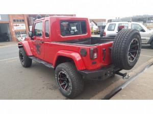Jeep Wrangler Unlimited 2.8CRD Sahara - Image 4