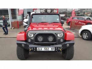 Jeep Wrangler Unlimited 2.8CRD Sahara - Image 6