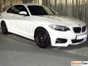 BMW 220i M - Image 1