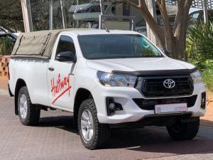 Toyota Hilux 2.4GD-6 4x4 SRX - Image 3