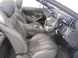Mercedes-Benz S500 Cabrio - Image 10