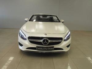 Mercedes-Benz S500 Cabrio - Image 2