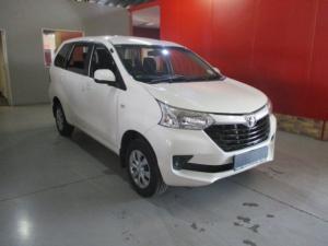 Toyota Avanza 1.3 SX - Image 7