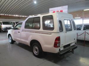 Toyota Hilux 2.0 VvtiS/C - Image 4